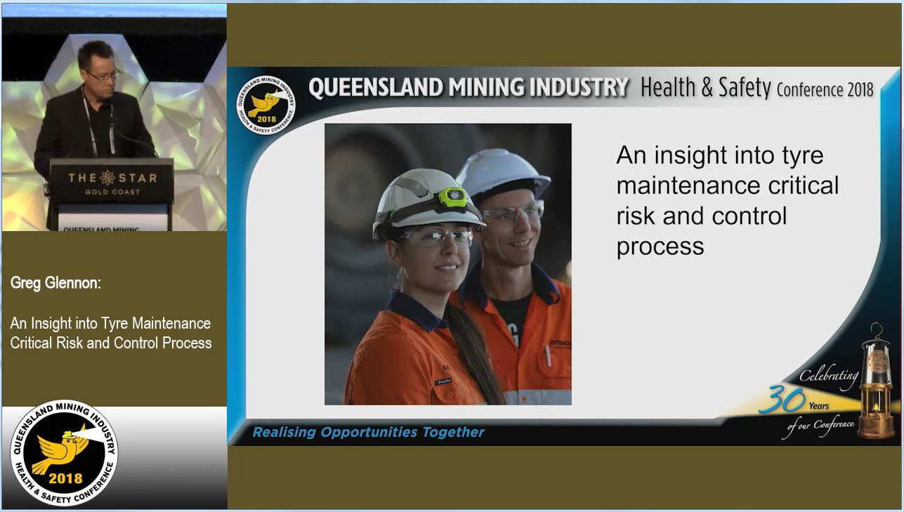 Otraco Presents at Queensland Mining Industry Health and